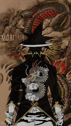 Mori Jin ~ Korigengi | Wallpaper Anime