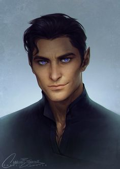 AAHHHHHHHH!!!! Charlie Bowater has made the perfect Rhys