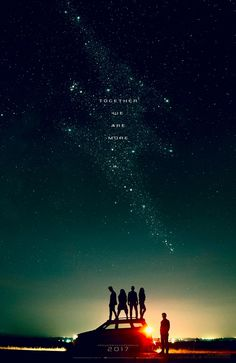 Power Rangers Teaser Poster: Together We Are More