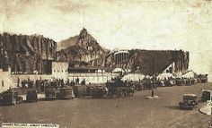 Great Yarmouth Roller Coaster | The Mountains of the Seafront by Coaster Scenery, via Flickr