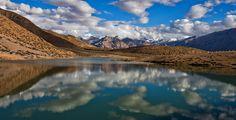 Lahaul & Spiti - Dhankar Lake, Spiti, Himalayas, India