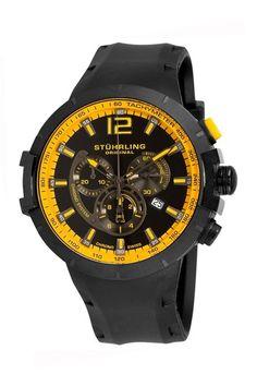 Men's Phoenix Grand Swiss Quartz Chronograph Watch