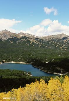 The Best Fall Colors in Breckenridge #pinuplive