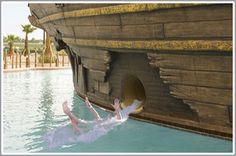 Lake Buena Vista Resort Village and Spa Promotion with Disney World Tickets | Water Slide