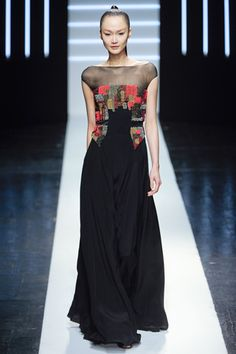 Maxime Simoëns Spring 2012 Couture Collection Slideshow on Style.com