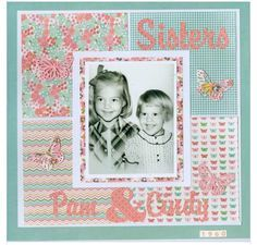 Image result for pinterest SCRAPBOOKING sisters