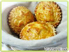 Minis Galettes Fruitophile