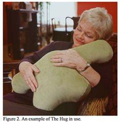 Microsoft send virtual hugs via interactive pillow.