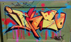 My hometown graffiti photo no.3