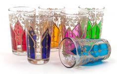 《Mint-Tea Glass》