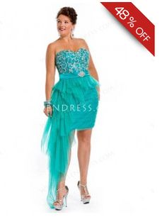 A-line Sweetheart Sleeveless Short/Mini Tulle Plus Size Homecoming Dresses/Short Prom Dress #FD428 - See more at: http://www.ellendress.com/special-occasion-dresses/homecoming-dresses/plus-size-homecoming-dresses.html#sthash.QiYADwO7.dpuf