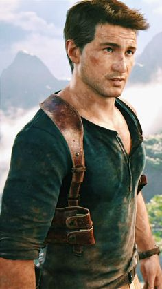 Nathan Uncharted, Nathan Drake, Dump A Day, Indiana Jones, Video Game Art, Best Games, Videogames, Film, Adventure