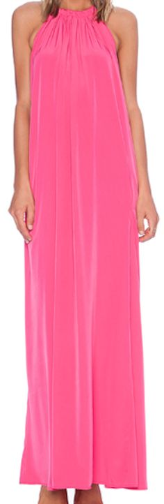 A great maxi dress for the summer time