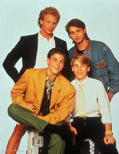 Beverly Hills 90210...poor Scotty! :(