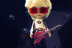https://flic.kr/p/sQdhu1   Big dreams   Kai dreams of being a rockstar.