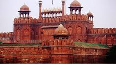 """Red Fort, Delhi, India: ....in the state of Rajasthan...known as the """"Land of Kings."""""""