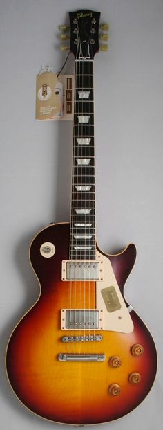 Gibson Custom Shop Collectors Choice (#6) 1959 Les Paul 9-1918 aka 'Number One' (Non-Filtered Tobacco Burst)