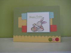 Everybunny by Birminghambuffy - Cards and Paper Crafts at Splitcoaststampers