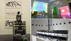 GAMERZ 2012 / A AIX-EN-PROVENCE (FRANCE) LE FESTIVAL DE LA CREATION CONTEMPORAINE: 50 ARTISTES DANS 6 LIEUX DE LA VILLE