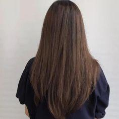Haircuts Straight Hair, Long Hair Cuts, Layered Haircuts For Long Hair, Straight Long Hair, Haircut For Medium Length Hair, Hair Tips Video, Hair Videos, Hair Cutting Videos, Cutting Hair