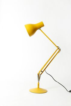 MARGARET HOWELL, ANGLEPOISE TYPE-75 YELLOW