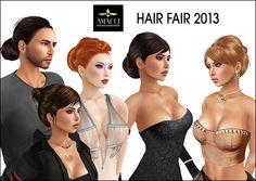 Amacci Hair Fair 2013