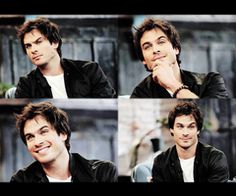 Damon from Vampire Diaries