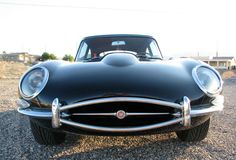 """British Legend. """"E-Type"""" But i still thing its looks funny from front."""