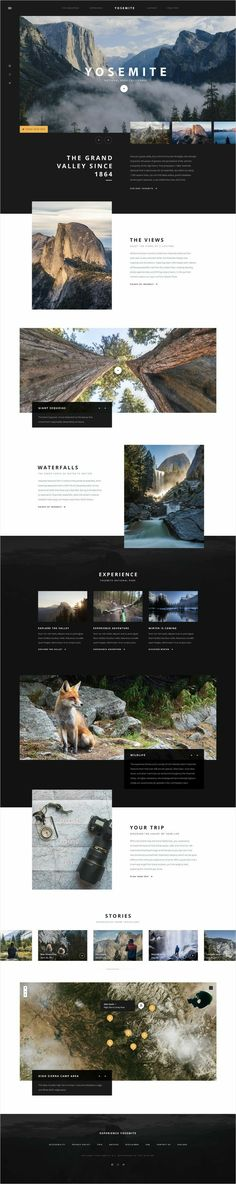 66 new ideas for design website inspiration black Website Design Inspiration, Website Design Layout, Web Layout, Layout Design, Travel Website Design, Design Ios, Interface Design, Photoshop, Design Thinking