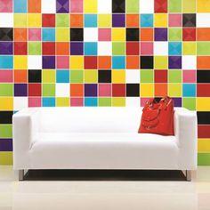 Se siete indecisi sul #colore predominante della vostra #casa...beh...sceglieteli tutti! In contrapposizione con un #pavimento e #arredamento neutri potrete sbizzarrirvi oltre i limiti!  #CeramicheVaccarisi ad #Avola in via #Siracusa 88 http://ift.tt/2hbGm18 - #arredamento #rivestimenti #design #interiordesign #home #inspiration #colours #ceramiche #decoration #interior #cool #Sicilia #Noto #Ragusa #IgersRg #IgersSr #Sicily #igers #picoftheday #market #supermarket #ristoranti