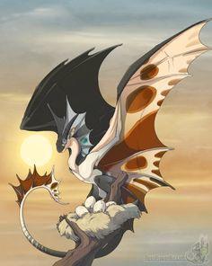 Neon Dragon - Drake