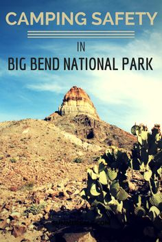 As one of the least visited parks in the camping safety in Big Bend National Park is crucial. Hiking In Texas, Texas Roadtrip, Texas Travel, Travel Usa, American National Parks, Us National Parks, West Texas, Outdoor Life, Outdoor Fun