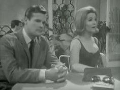 Roger Moore as James Bond in a 1964 Comedy Skit
