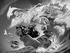 by Genevieve Tsai for Chris Sanders - Rescue Sirens