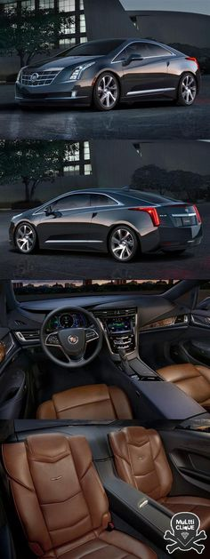 4 seater Cadillac 2014