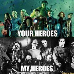 Their all my heroes ☺️☺️