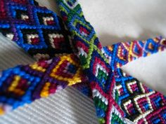 love these kinds of bracelets
