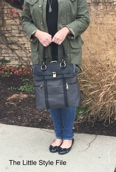 The Louise Backpack Diaper Bag by Newlie