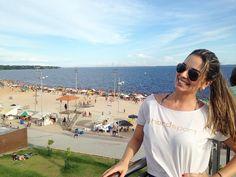 Farofada na praia dia de domingo...a gente tbm vê por aqui by carolmsoares_
