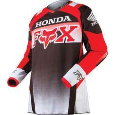 Men's Fox Racing Dirt Bike Jerseys Shop for Jerseys at Rocky Mountain ATV/MC. In addition to Jerseys, browse our full selection of Riding Gear. Motocross, Honda, Dirt Bike Gear, Motosport, Suit Shirts, Riding Gear, Fox Racing, Motorcycle Jacket, Jackets