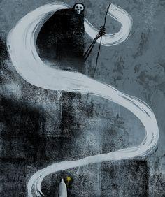 "Jeffrey Alan Love: ""Night Upon The Mountain"" Jeffrey Alan Love"