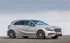 Mercedes A45 AMG, 2016, 4MATIC, W176, A-class, hatchback, tuning, Mercedes