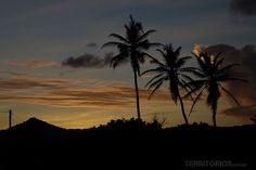 Pôr do sol na estrada, Barbados
