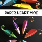 PAPER HEART MICE