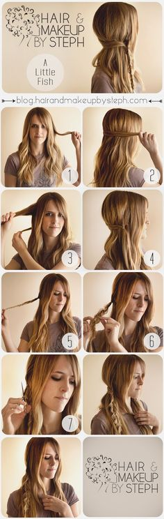 LOVE ALL STEPHS TUTORIALS  DIY HAIR  WWW.UKHAIRDRESSERS.COM