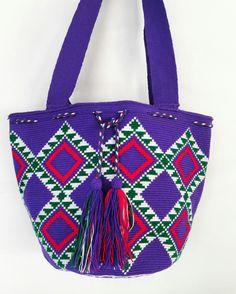 Tote wayuu bag
