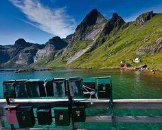 Vindstad, Lofoten, Norway