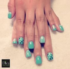 Classic Nails Design