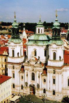 St. Nicholas Church, Prague, Czech Republic