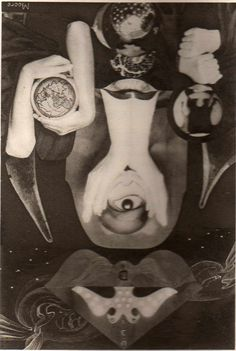 Hidden Herstories: Claude Cahun | Abandon All Despair Ye Who Enter Here